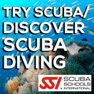 SSI Try Discover Scuba Diving